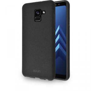 AZURI Flex Etui Samsung A8 (2018) czarne