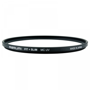 MARUMI filtr fotograficzny FIT+SLIM MC UV (CL) 58mm