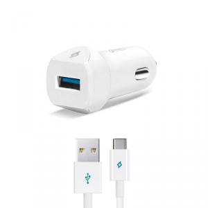 TTEC Ładowarka Sam. SpeedCharger QC 3.0 +kabel USB-C