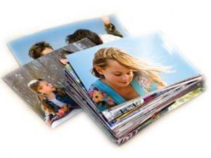 100 zdjęć 10x15 papier kodak błysk lub mat