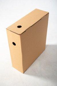 Karton na dokumenty 34x30x10,5 cm