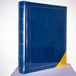 Album 10x15/500 szyty Classic niebieski - Poldom