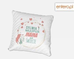 Poszewka Najlepsza Mama na świecie - Studioix.pl