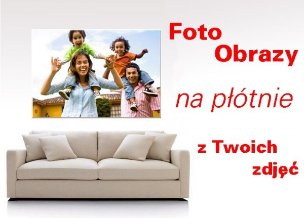 Fotoobraz 30x30 - obraz z twojego zdjęcia
