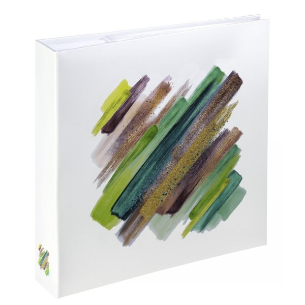 Album-10x15-200-Brushstroke-zielony-Hama