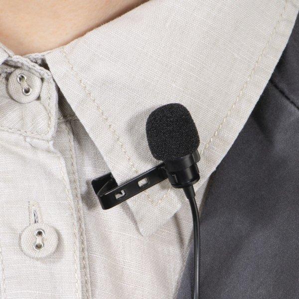 """Mikrofon Lavalier """"Smart"""" - Hama"""