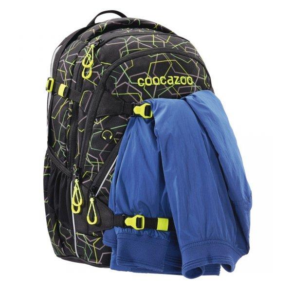 Plecak-szkolny-Scalerale-Laserbeam-Black-System-MatchPatch-Coocazoo