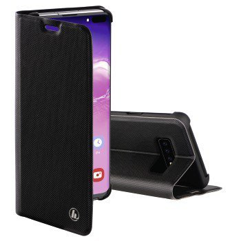 Etui-do-Samsung-Galaxy-S10-plus--Slim-Pro-Booklet-czarne-Hama