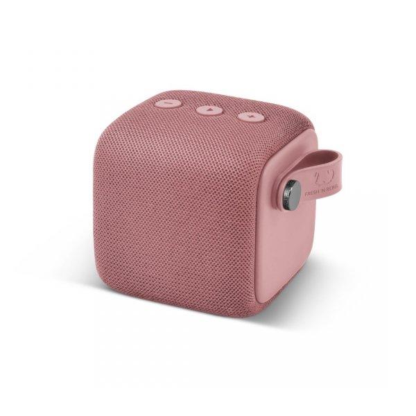 Głośnik Bluetooth Rockbox Bold S Różowy - Fresh'n Rebel
