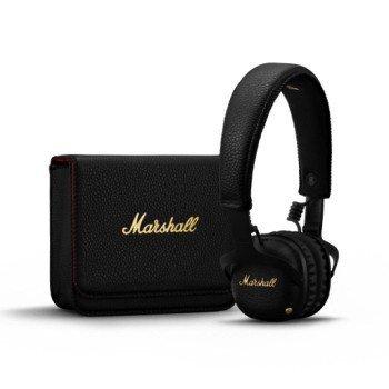 Słuchawki nauszne Bluetooth Mid ANC czarne Marshall
