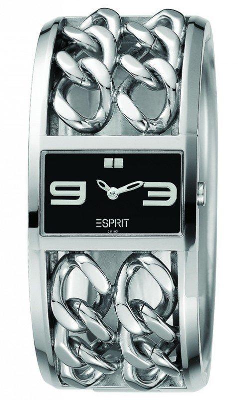 Stylowy Zegarek Esprit Double Dash Black ES101112003 i fotoksiążka gratis