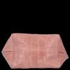 Univerzální Kožené Kabelky Shopper Bag XL se zvířecím motivem Vittoria Gotti Růžová
