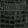 Vittoria Gotti Klasyczne Torebki Skórzane we wzór Aligatora Aktówka A4 Butelkowa Zieleń