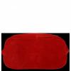 Vittoria Gotti Uniwersalne Torebki Skórzane XXL idealne na co dzień Czerwona