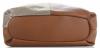 Włoska Uniwersalna Torba Skórzana w rozmiarze XL w modne wzory Ruda