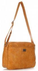 pánská taška Diana&Co žlutá