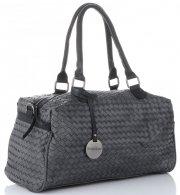 Dámská kabelka kufřík Diana&Co Černá