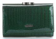 Dámská kožená peněženka Loren Lak Army Green