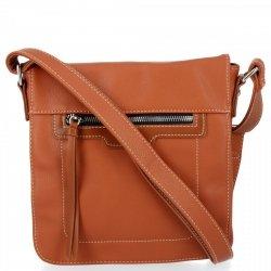 Univerzálna dámska taška je ideálna pre každodenné nosenie David Jones červenýhead
