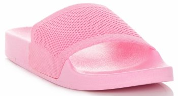 Univerzální Dámské Nazouváky Ideal Shoes Růžové