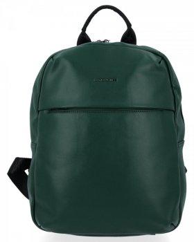 Univerzální Dámský Batoh XL značky David Jones Lahvově Zelený