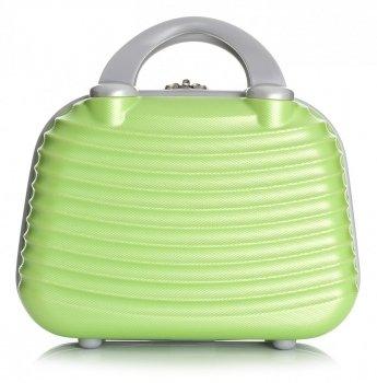 málo Palubní kufřík Or&Mi zelený
