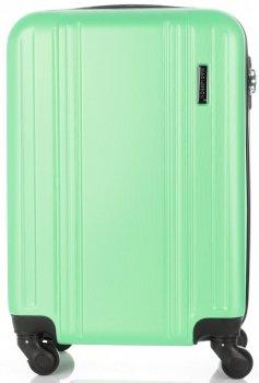 Palubní kufřík 4 kolečka značky Madisson zelená