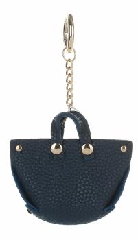 Přívěšek ke kabelce Módní ShopperBag tmavě modrá