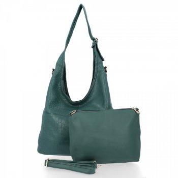 Univerzální Dámské Kabelky Grace Bags Lahvově Zelená