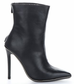 Elegantní Dámské boty Sergio Todzi černé