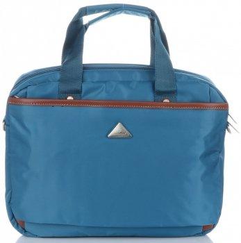 Cestovní taška firmy Snowball tyrkysová