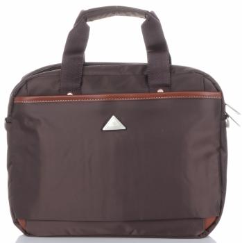 Cestovní taška firmy Snowball čokoládová