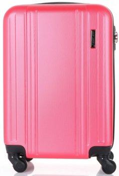 Palubní kufřík 4 kolečka značky Madisson růžová