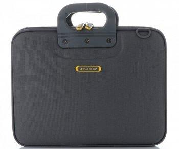 Prostorná taška Madisson Laptop 13,5'' Šedá
