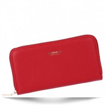 Univerzální Dámská Peněženka XL Diana&Co Červená
