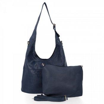 Univerzální Dámské Kabelky Grace Bags Tmavě Modrá