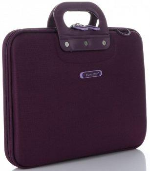 Prostorná taška Madisson Laptop 16'' Fialová