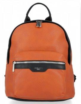 Uniwersalne Solidne Plecaki Damskie firmy David Jones Rudy