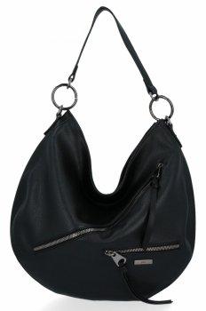 Univerzálna dámska taška je ideálna pre každodenné nosenie David Jones čierny