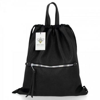 BEE BAG Bag dámska taška cez rameno Shopper Bag Beatrice Čierna