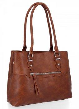 Univerzálne dámske tašky veľkosti XL od Herisson čierny