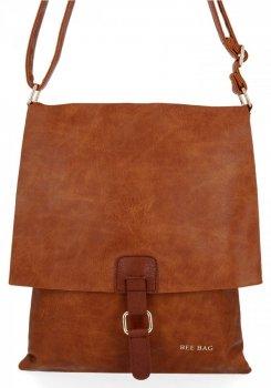 BEE taška Módne Dámske Messenger taška XL Napoli Ryšavka