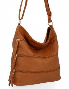 BEE Bag univerzálne Dámske Messenger tašky XL Celine Ryšavka