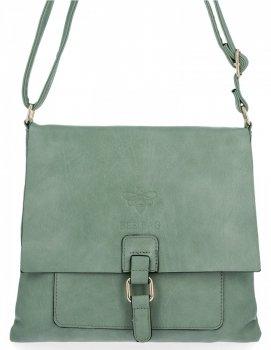 Bee Bag Štýlová dámska taška na Messenger Siena Mint