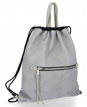 BEE BAG Bag dámska taška na rameno Shopper Bag Beatrice Svetlo šedá