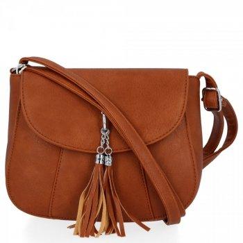 Univerzálna dámska taška Herisson Firenze hnedý