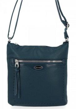 Univerzálne dámske tašky messenger od David Jones Fľaša Zelená