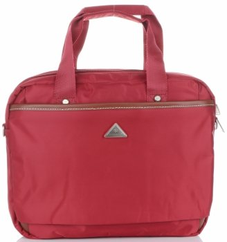 Cestovná taška Snowball s batožinou Mount červený