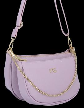 Módne kožené tašky 2 v 1 od spoločnosti Vittoria Gotti, vyrobené v Taliansku