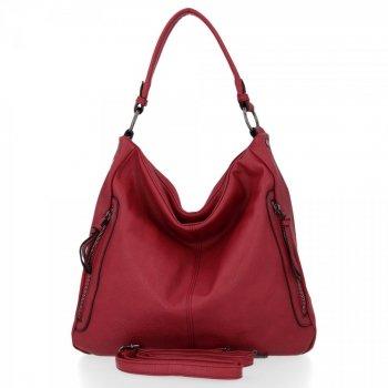 Uniwersalne Torebki Damskie Grace Bags Czerwona